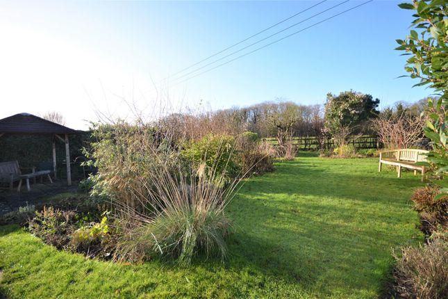 Rear Garden of Wood Lane, Stalbridge, Sturminster Newton DT10