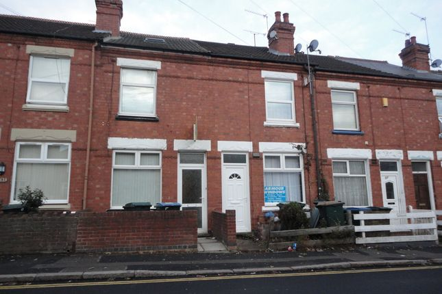 Thumbnail Terraced house to rent in Terry Road, Stoke, Coventry