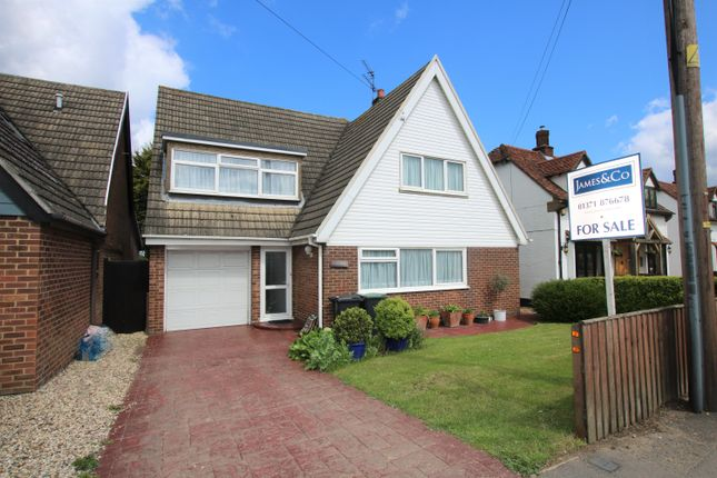 Thumbnail Detached house for sale in The Street, Sheering, Bishop's Stortford