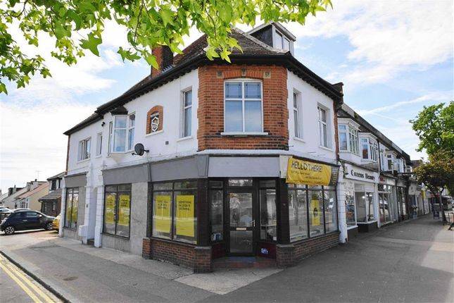 Thumbnail Flat for sale in Herschell Road, Leigh-On-Sea, Essex