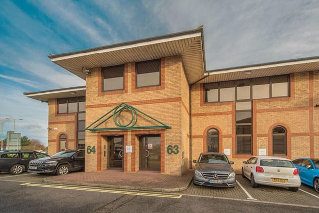 Thumbnail Office to let in 63-64 Tempus Business Centre, Kingsclere Road, Basingstoke