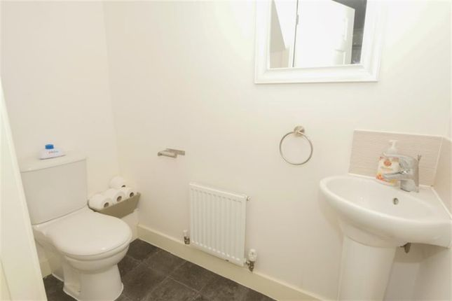 Downstairs WC of Cherry Tree Fold, Farsley LS28