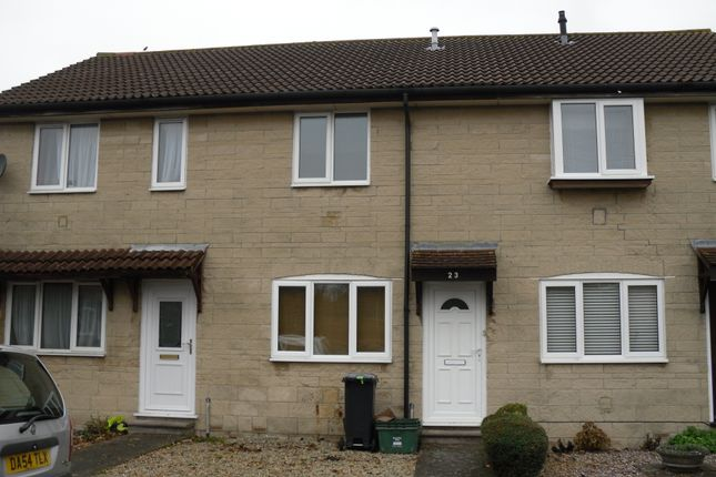 Thumbnail Terraced house to rent in Spencer Drive, Weston-Super-Mare