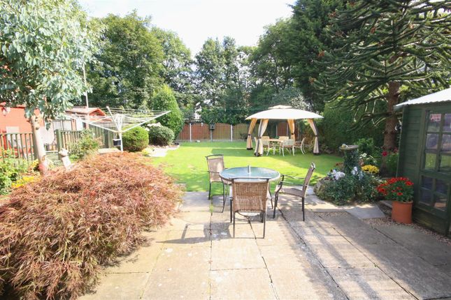 Rear Garden of The Avenue, Bessacarr, Doncaster DN4