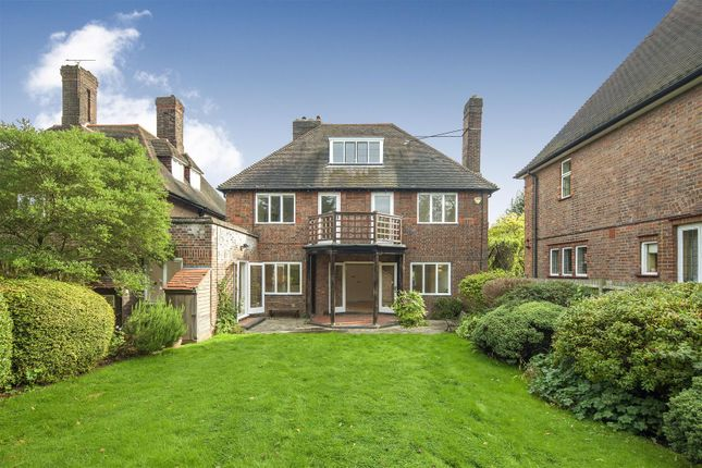 Thumbnail Property to rent in Turner Close, Hampstead Garden Suburb, London