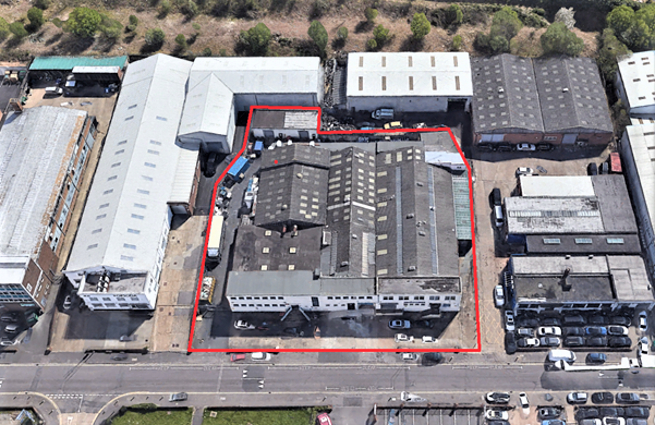 Thumbnail Industrial to let in Fowler Road, Hainult