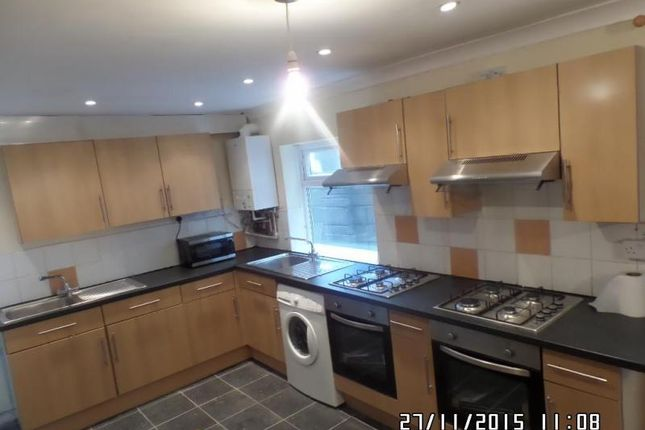 Thumbnail Terraced house to rent in Llanbleddian Gardens, Cardiff