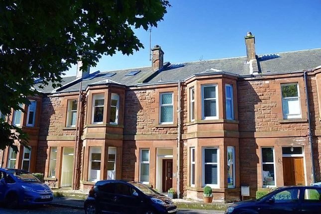 Thumbnail Town house for sale in Ballantine Drive, Ayr