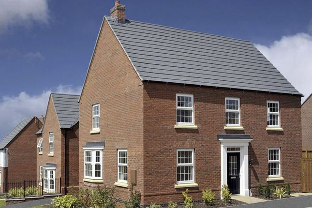 "Thumbnail Detached house for sale in ""Cornell"" at Melton Road, Edwalton, Nottingham"
