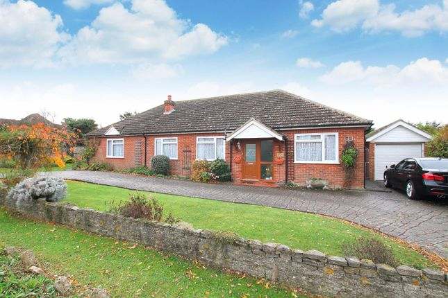 4 bed detached bungalow for sale in Hazlemere Road, Seasalter, Whitstable