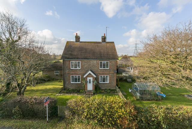 Thumbnail Equestrian property for sale in The Causeway, Bodle Street Green, Hailsham, East Sussex