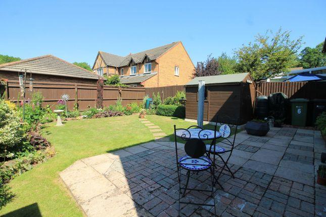 Rear Garden of Yeoman Close, Ledbury HR8