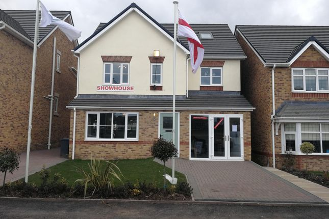 Thumbnail Detached house for sale in The Coniston House Type, Plot 8, Park View, Barrow-In-Furness