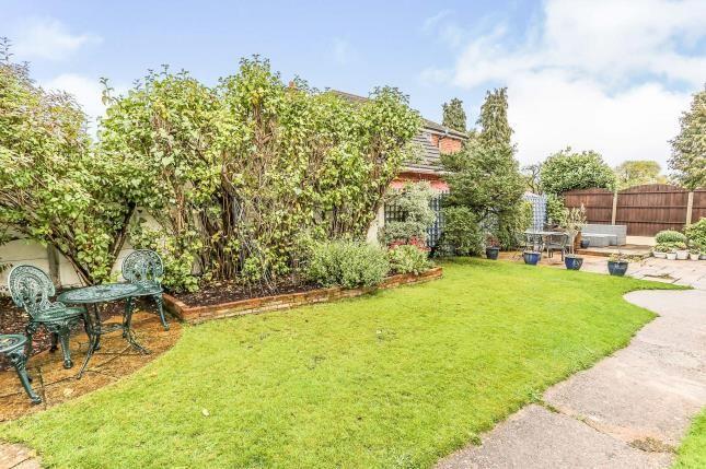 Garden of Cooks Lane, Kingshurst, Birmingham, West Midlands B37