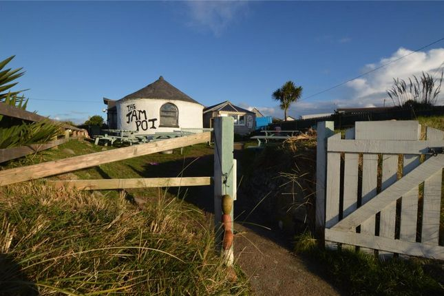 Thumbnail Detached bungalow for sale in Gwithian Towans, Gwithian, Hayle, Cornwall