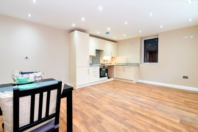 Thumbnail Flat for sale in Brunswick Court, Leeds