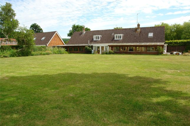 Thumbnail Detached house for sale in Compton Bassett, Compton Bassett, Wiltshire