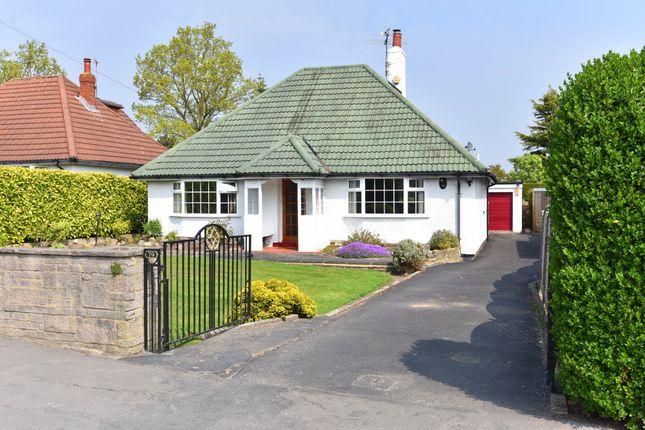 Thumbnail Detached bungalow for sale in Green Lane, Harrogate