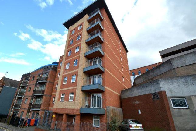 Calais Hill, Leicester LE1