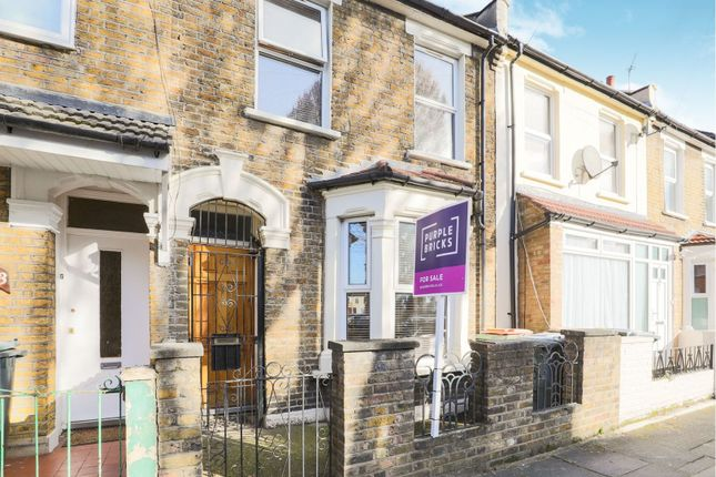 Thumbnail Terraced house for sale in Dundee Road, London