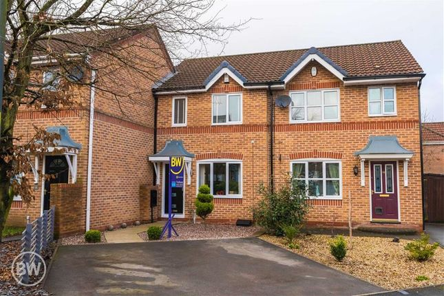 Thumbnail Terraced house to rent in Winsmoor Drive, Hindley, Wigan, Lancashire