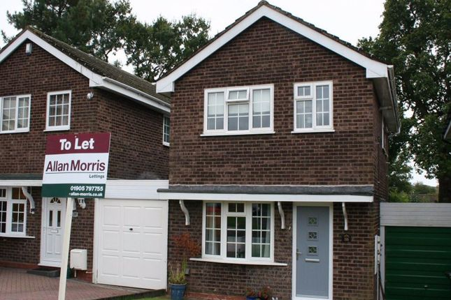 Thumbnail Property to rent in Austcliff Close, Crabbs Cross, Redditch