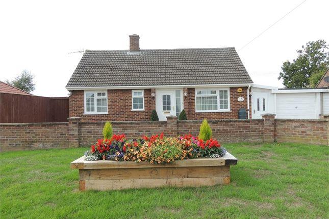 Thumbnail Detached bungalow for sale in Queens Close, Wereham, King's Lynn