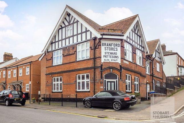 2 bed flat for sale in Branford Road, Norwich, Norfolk NR3