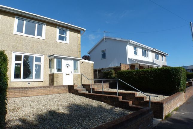 Thumbnail Flat to rent in Sycamore Road, West Cross, Swansea