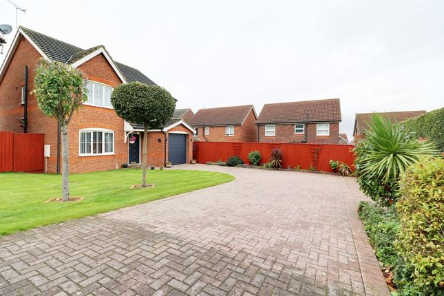 Thumbnail Detached house for sale in Teal Drive, Barton-Upon-Humber