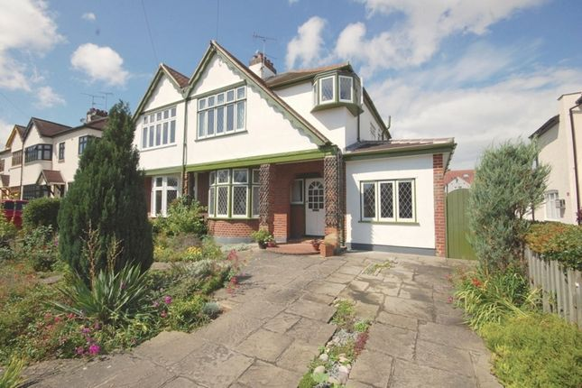 Thumbnail Semi-detached house for sale in Third Avenue, Chelmsford