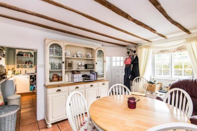 Kitchen Diner of Newton Poppleford, Sidmouth, Devon EX10