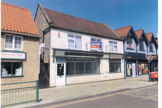 Thumbnail Retail premises to let in High Street, Warsop, Mansfield