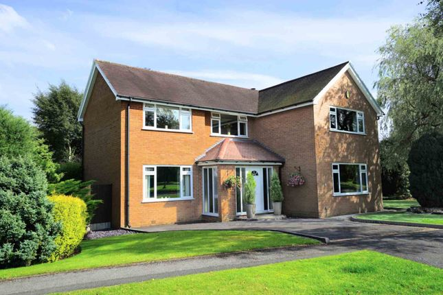 Thumbnail Detached house for sale in Acresdale, Lostock, Bolton