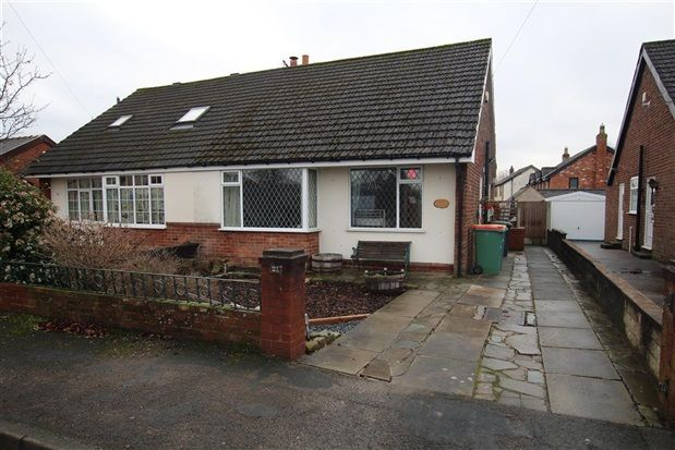 Thumbnail Bungalow to rent in Hollins Grove, Fulwood, Preston