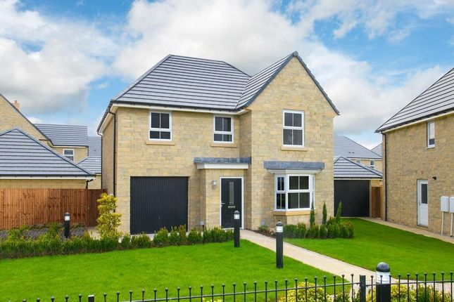 """Thumbnail Detached house for sale in """"Millford"""" at Waddington Road, Clitheroe"""