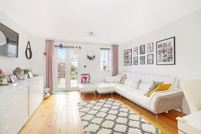 Thumbnail Terraced house for sale in Squadron Place, Crossways