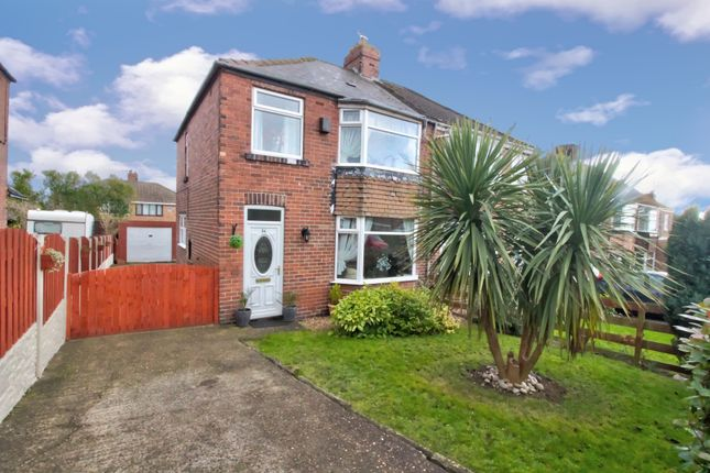 Thumbnail Semi-detached house for sale in Valley Way, Hoyland, Barnsley