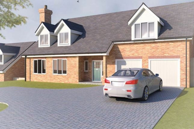 Thumbnail Detached house for sale in Tower Road, Ashley Heath, Market Drayton