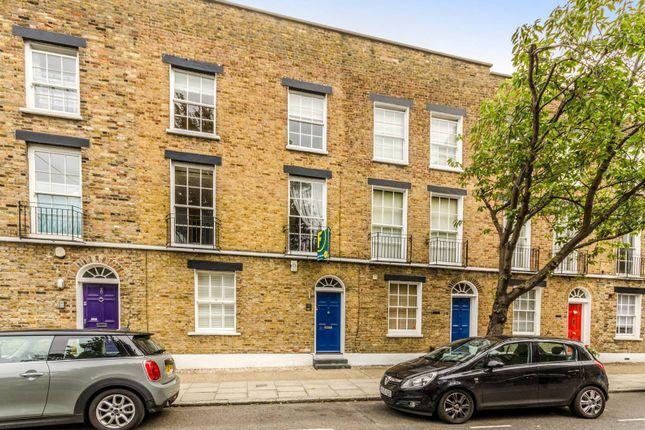 Thumbnail Terraced house for sale in Batchelor Street, Islington, London