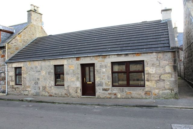 2 bed semi-detached bungalow for sale in New Street, Buckie