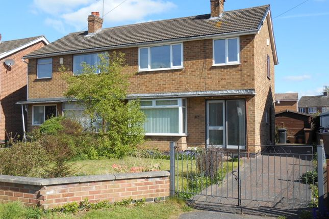 Thumbnail Semi-detached house to rent in Nottingham Road, Borrowash, Derby