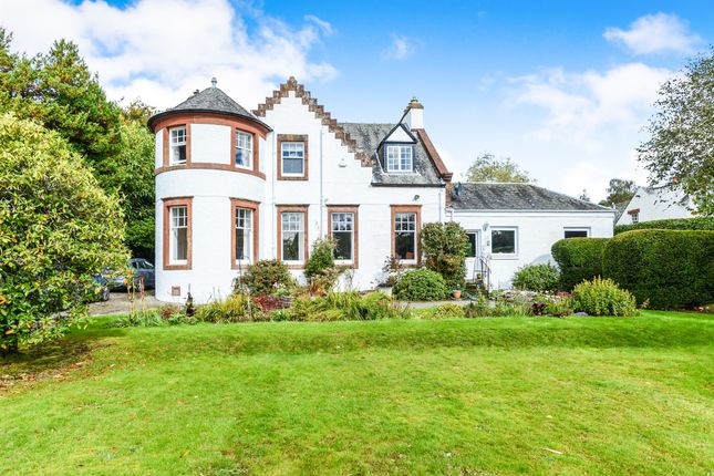 Thumbnail Detached house for sale in Millig Street, Helensburgh
