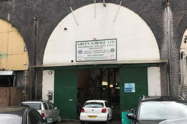 Thumbnail Parking/garage for sale in Camden Town NW6, UK