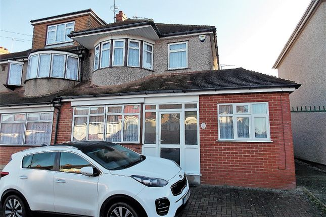 Thumbnail End terrace house for sale in Blenheim Avenue, Chatham