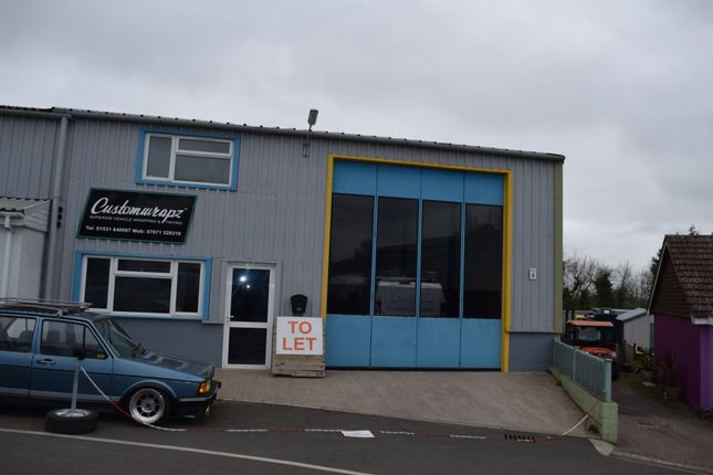 Thumbnail Property to rent in Unit 4 Fromes Hill Services, Fromes Hill Herefordshire, Hereford, Herefordshire