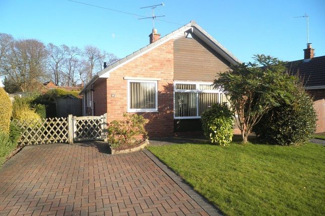 Thumbnail Detached bungalow to rent in 101 St James Avenue, Upton, Chester