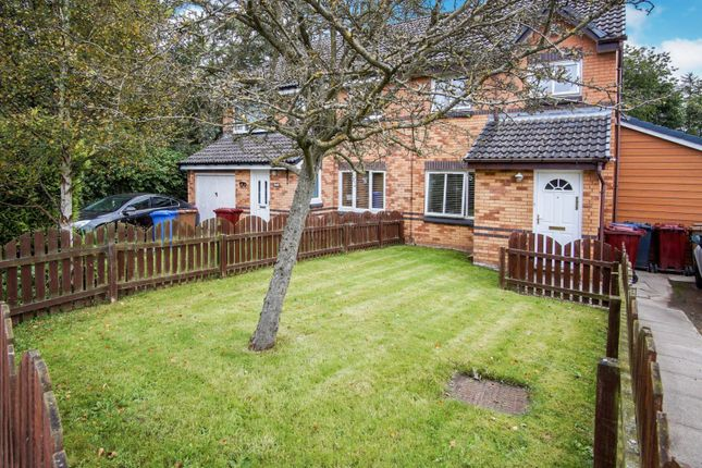 Front Garden of Aberlady Crescent, Dundee DD4