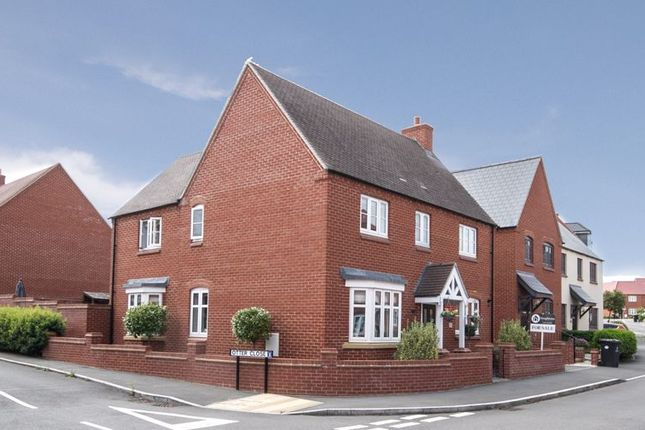 4 bed detached house for sale in Foxhills Way, Brackley NN13
