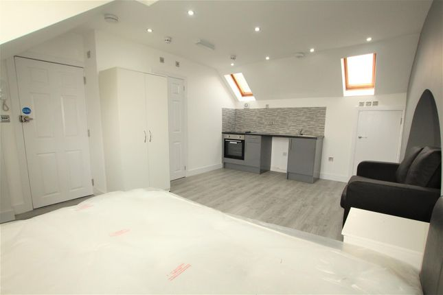 Studio to rent in Beacon House, Forest Road, Loughborough LE11